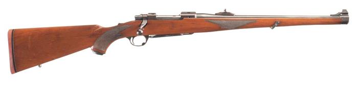 Saddam Hussein Ruger M77 1