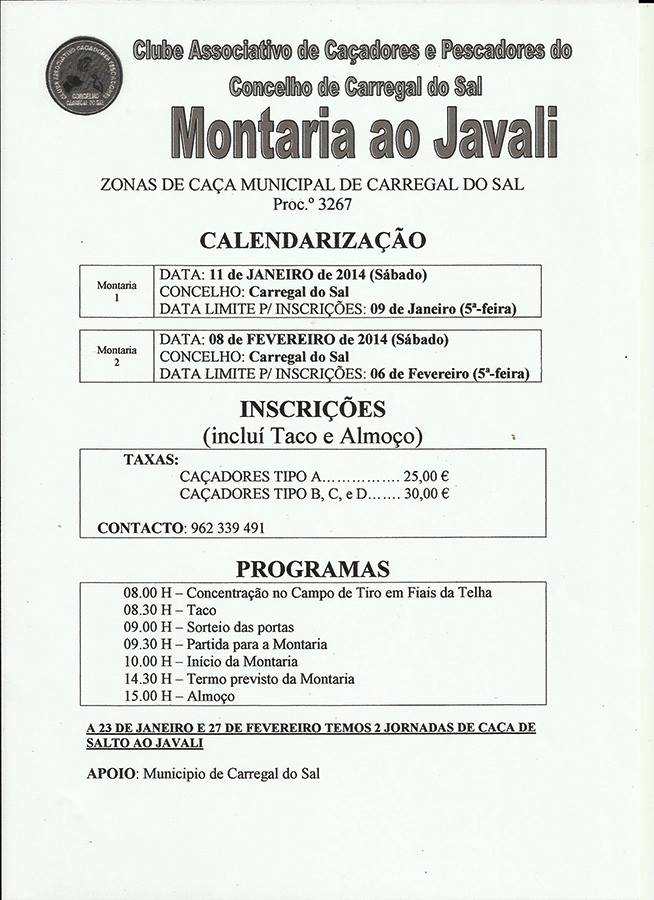 montaria_carregal_do_sal2014