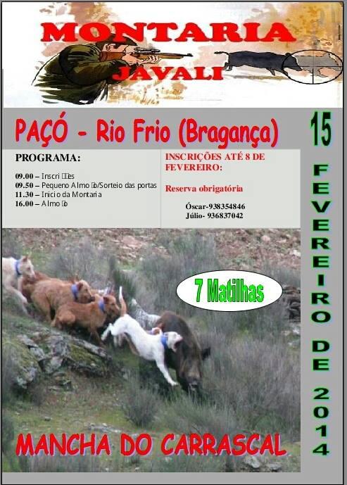 montaria_paco_rio_frio2014