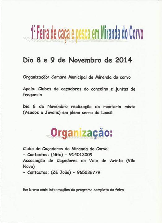 FEIRA_CACA_MIRANDA_CORVO2014