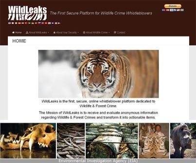 Wildleaks – A Wikileaks da vida selvagem