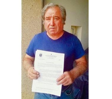 Caçador multado em 451 euros por lhe terem roubado a arma