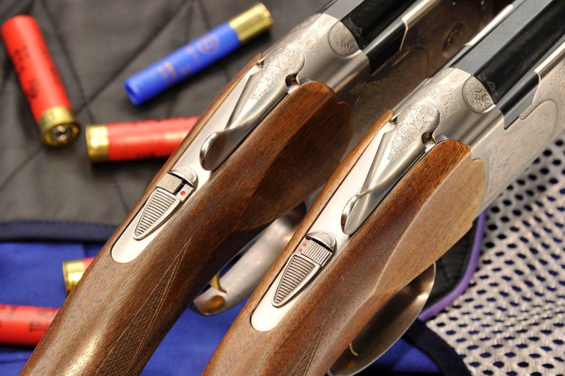 Beretta-686-Silver-Pigeon-I-break-open-levers