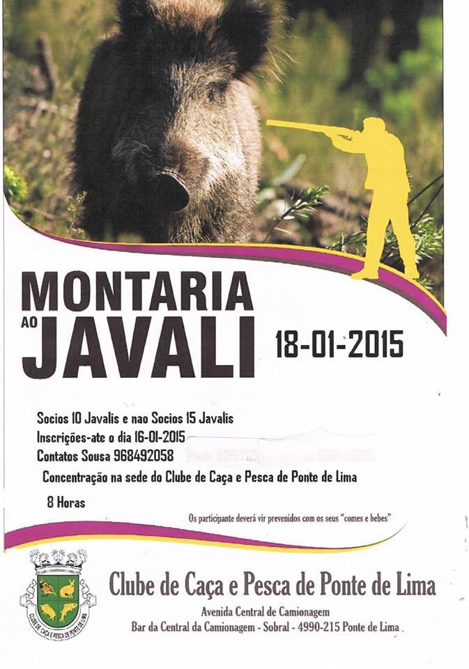 MONTARIA_PONTE_LIMA_18JANEIRO2015