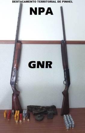 Pinhel – Detenção por caça ilegal
