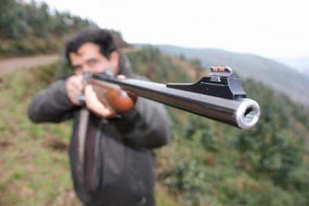 Alteração dos Livretes das Armas de Caça Grossa